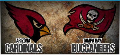 Bucs vs Cardinals