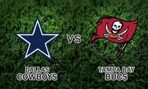 Cowboys vs Bucs